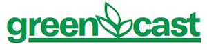 Greencast logo